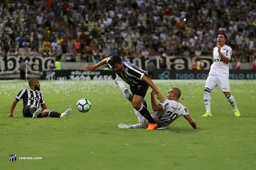 Ceará bate Atlético-MG e chega à segunda vitória seguida. Veja os gols fbb53e58e6563