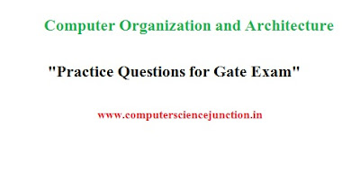computer organization gate questions and answers pdf