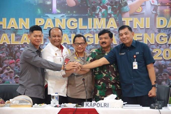 Kapolri : INASGOC Menjadi Tuan Rumah Yang Baik Asian Games