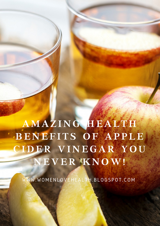 Amazing Health benefits of Apple Cider Vinegar You Never Know!