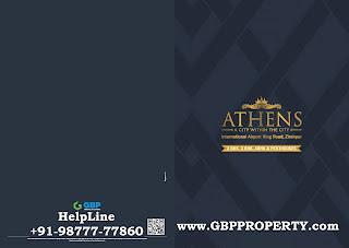 GBP ATHENS Zirakpur