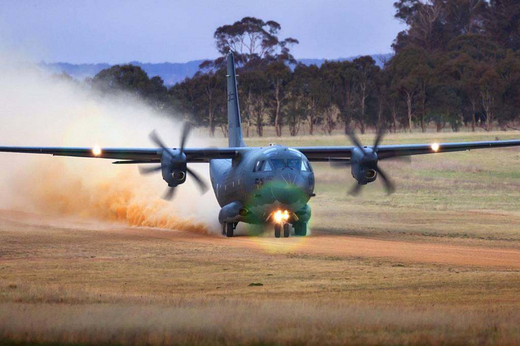 European Spartan 2019 Military Exercise - Blog Before Flight