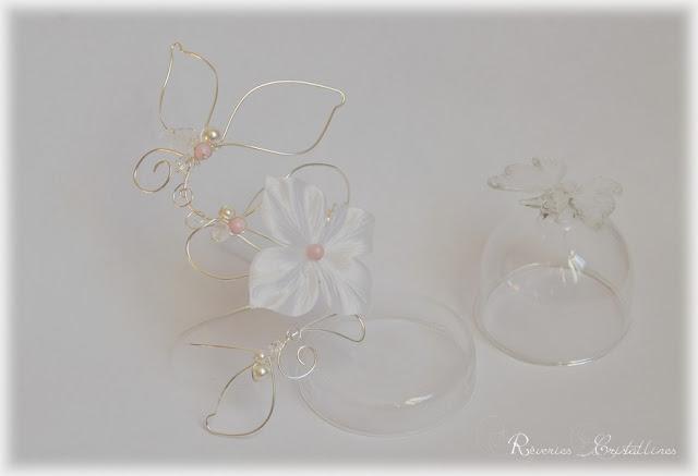 bijou mariage fil argent et perles preciosa