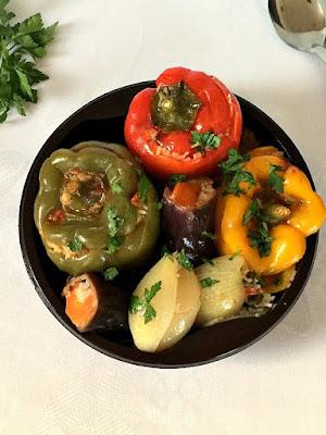 Resep Hidangan Fantastis Dolma Khas Timur Tengah