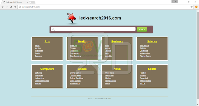 Led-search2016.com (Hijacker)