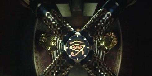 El significado de x men apocalipsis y como se for Espejo q aparece en una pelicula