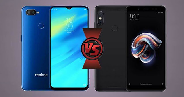 Pertarungan Ponsel China, Realme Vs Redmi