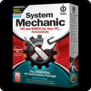 تحميل SYSTEM MECHANIC 17 مجانا لتحسين سرعة الكمبيوتر