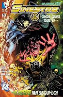 Os Novos 52! Sinestro #3