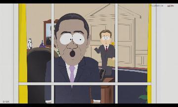 South Park Episodio 16x14 ¡Obama Gana!