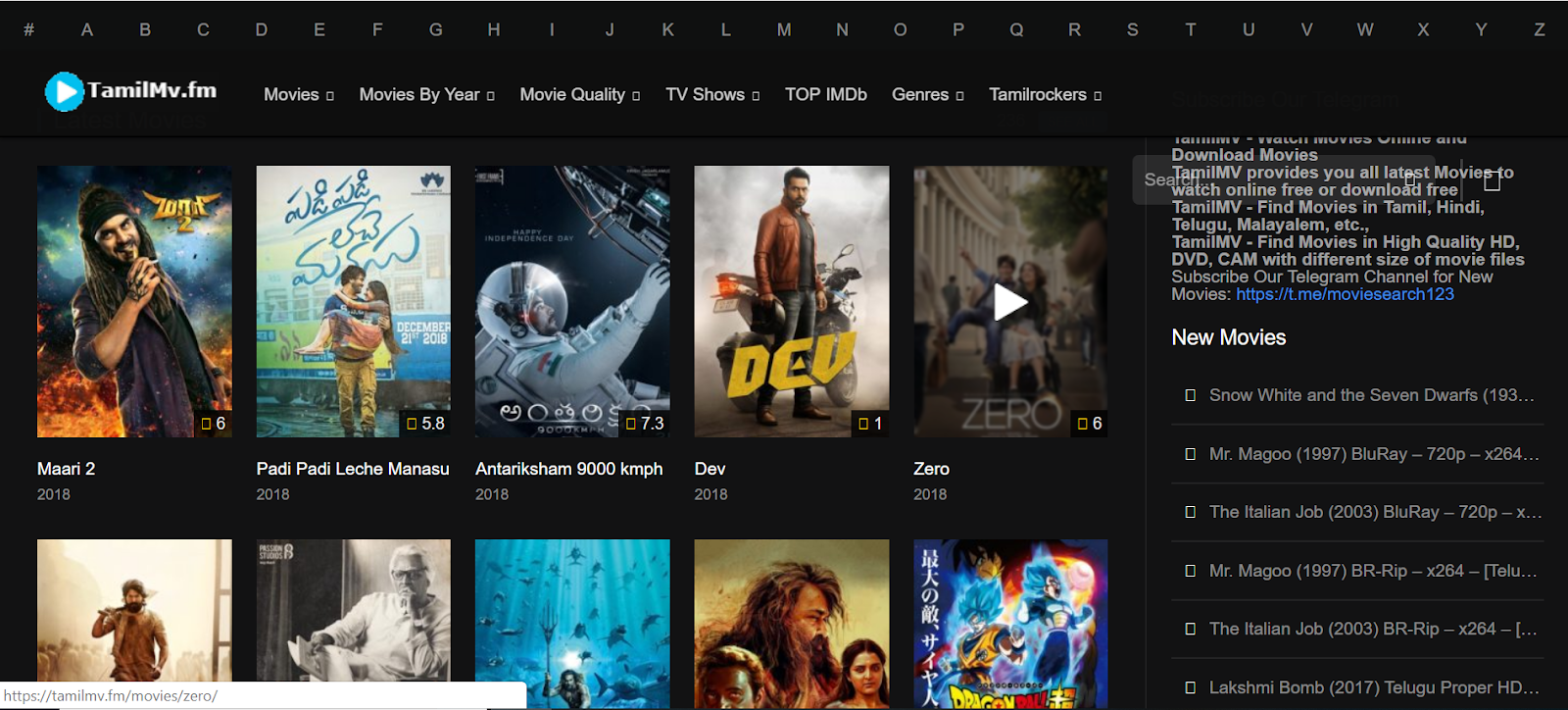 Top 10 Best Free Movie Downloading Website in India ( In