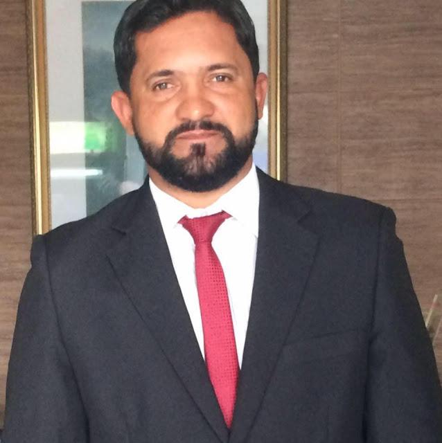 Vereador Nabuquense, renuncia o mandato de parlamentar