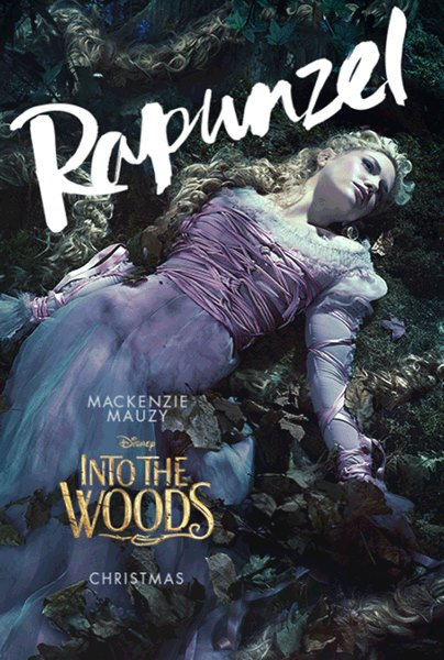 Poster 8: Into the Woods
