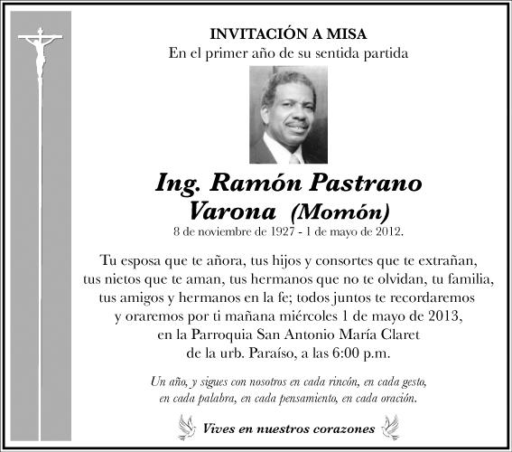 Tarjetas Invitación A Misa De Aniversario Imagui