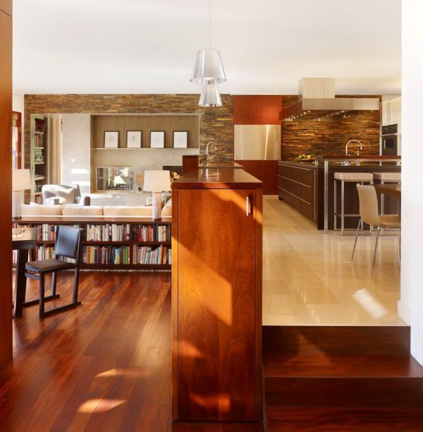 Luxury House In Los Angeles California: Luxury Custom Villa In Brentwood, Los Angeles, California