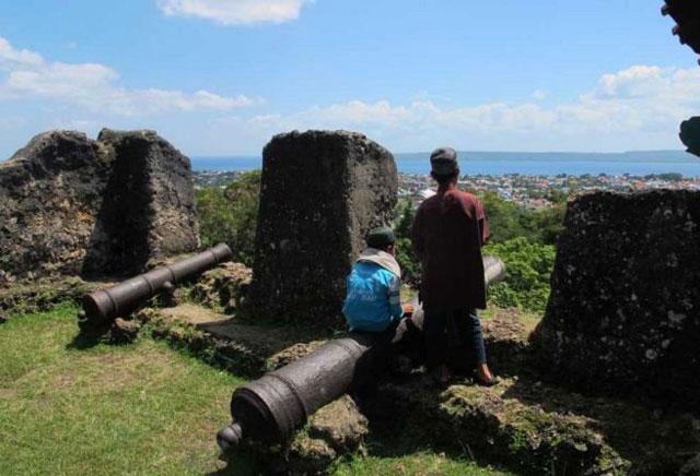 Benteng Bukit Ketapang Sibolga