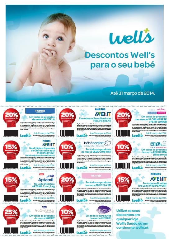 Frugalidade Açoriana  Felicitas Baby Club  Cupões De Desconto a usar ... af7264e971