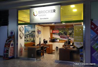 Como é o transfer do Aeroporto de Porto Alegre para Gramado com a Brocker Turismo
