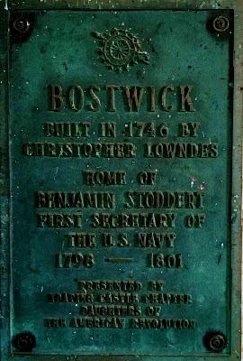 Bostwick House
