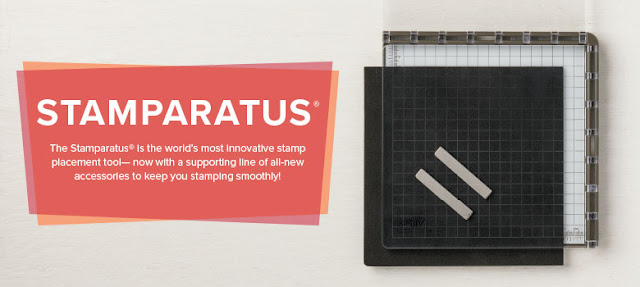 Stamparatus - the world's most innovative stamping tool!
