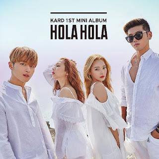 Lirik Lagu K.A.R.D - Hola Hola