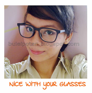 Make u fot glasses