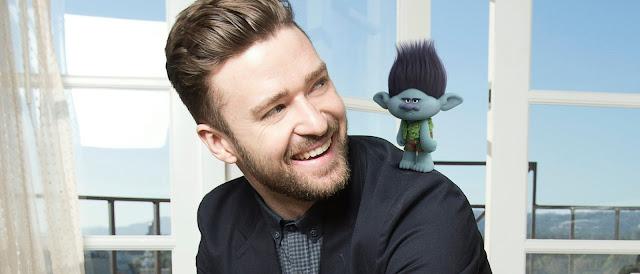 """Escucha 'True Colors' de Justin Timberlake para la película """"Trolls"""""""