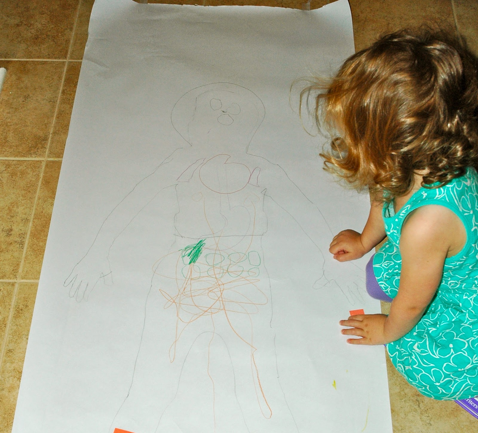 Weekly Home Preschool Theme My    Body      What Can We Do With