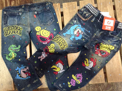 HYSTERIC MINI Pants (褲子)