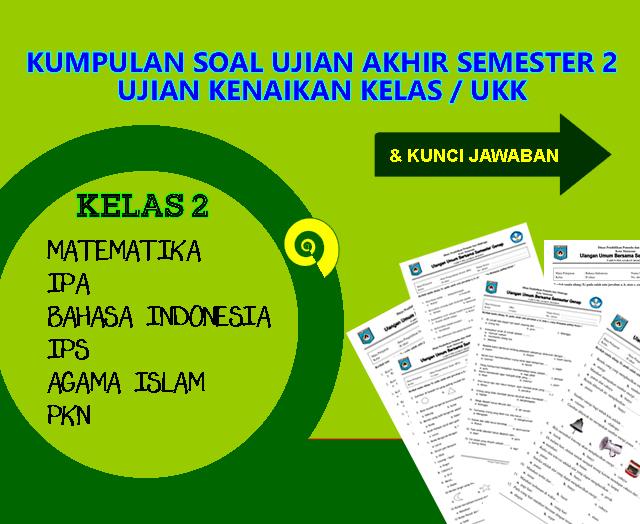 Download Soal Ukk Kelas 2 Sd Mi 2016 Dan Kunci Jawaban Rief Awa Blog Download Kumpulan Soal