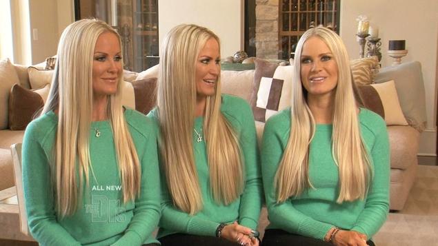 Dahm triplets = A talented trio