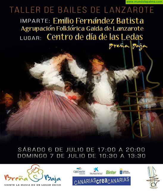 """ALFAGUARA: Taller de Bailes Típicos de Lanzarote y presenta el libro """"Éxtasis"""""""