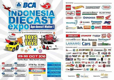 Indonesia Diecast Expo 2016 - Jakarta