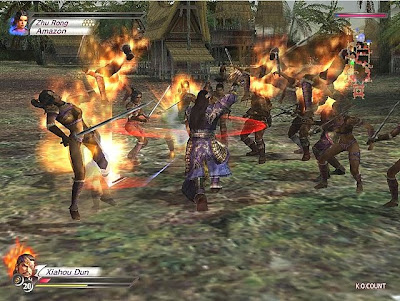 Dynasty Warriors 4: Hyper (PC) 2005