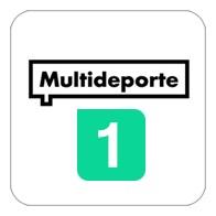 Multideporte / Canal+ Liga Campeones / La Liga 123 TV 2 - Astra Frequency