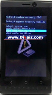 Hard reset Advan S35