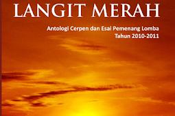 LANGIT MERAH Antologi Cerpen dan Esai