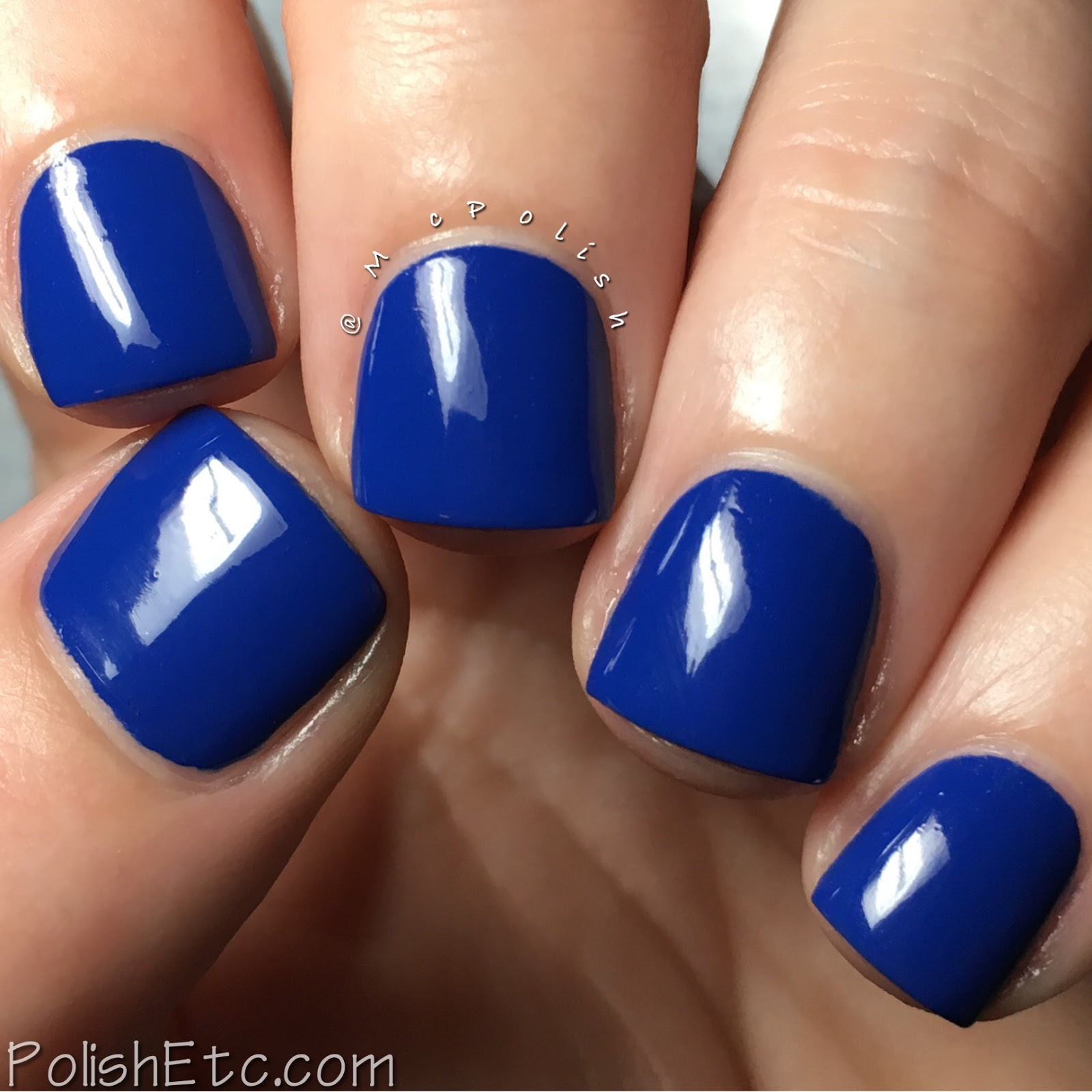 Essie's Spring 2017 Collection - McPolish - all the wave
