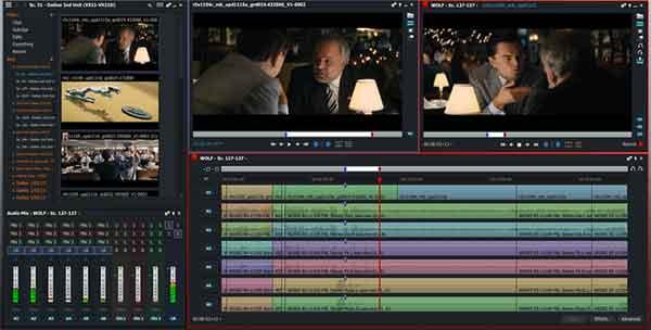 Software edit video terbaik yang bisa dicoba - Lightworks