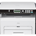 Ricoh SP 210SU Driver Free Download