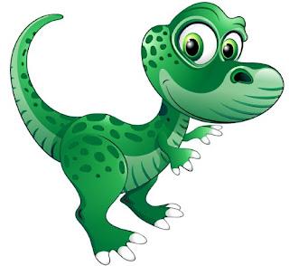 Сочинение динозавр