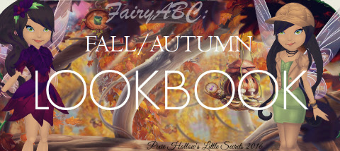 ♥ Fall/Autumn Lookbook ♥