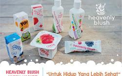 Heavenly Blush Greek Yogurt : Untuk Hidup Yang Lebih Sehat