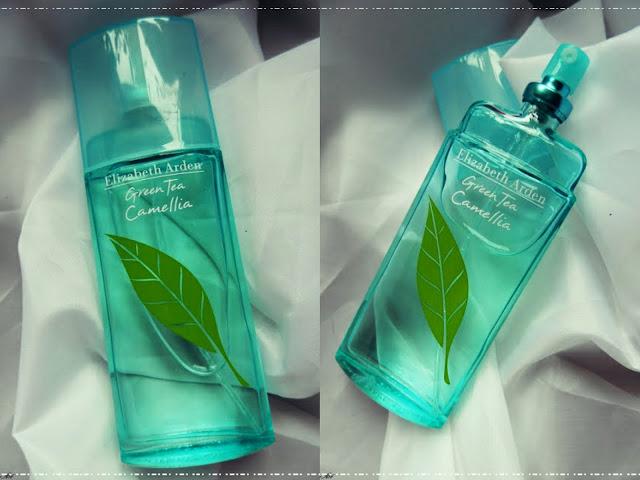 Mój ślubny zapach- E.Arden Green Tea Camellia