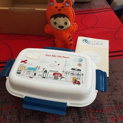Ma lunch box