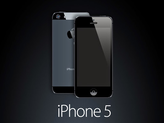 The iphone 5 a complete handset with a smashing outlook | Blogging Info