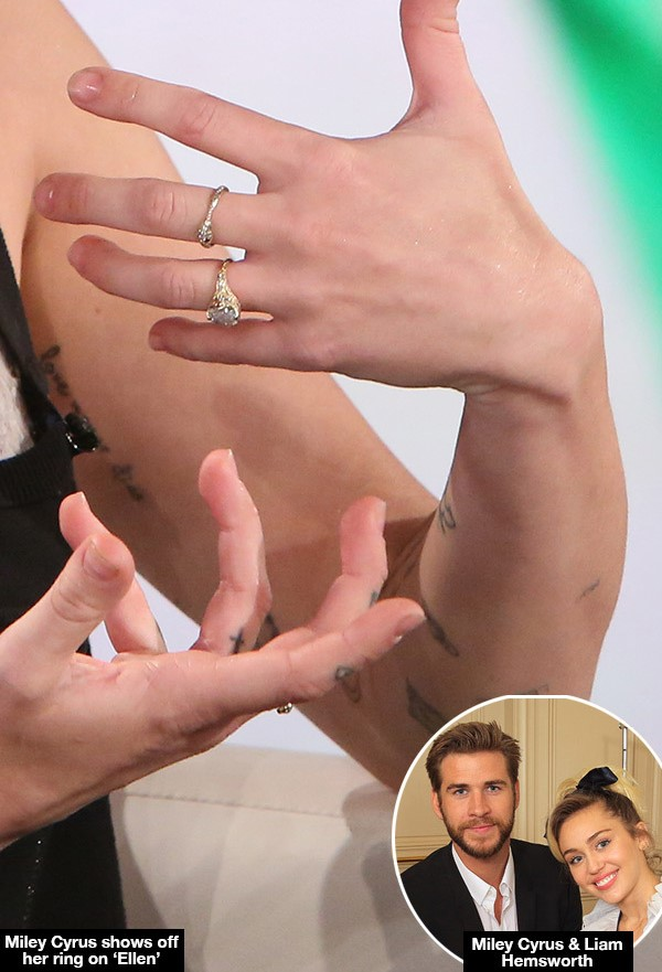 Miley Cyrus Hates Engagement Ring From Liam: Sweet Reason She Still Wears It