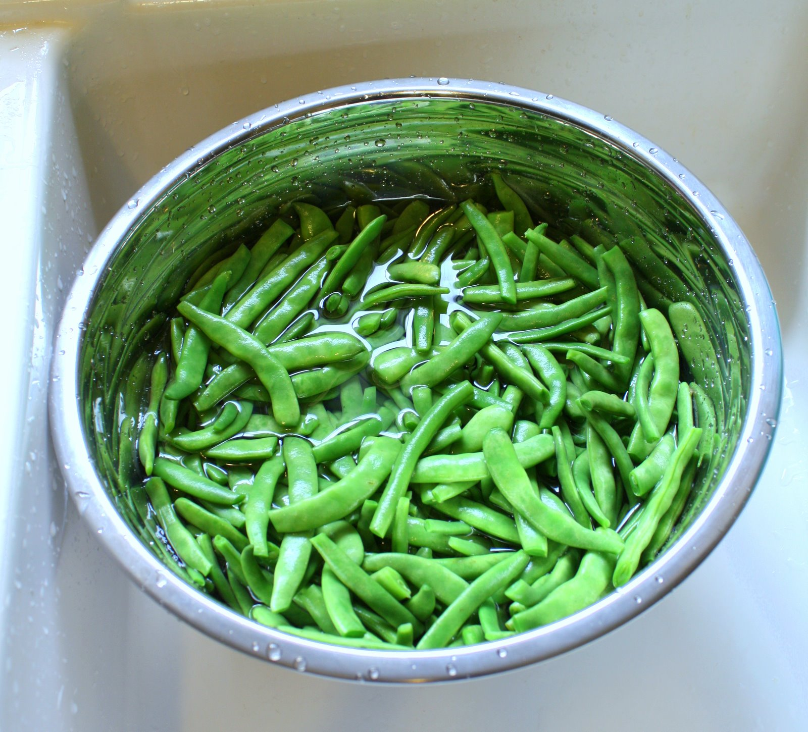 it's just Laine: Preserving the Harvest: How to Blanch Green