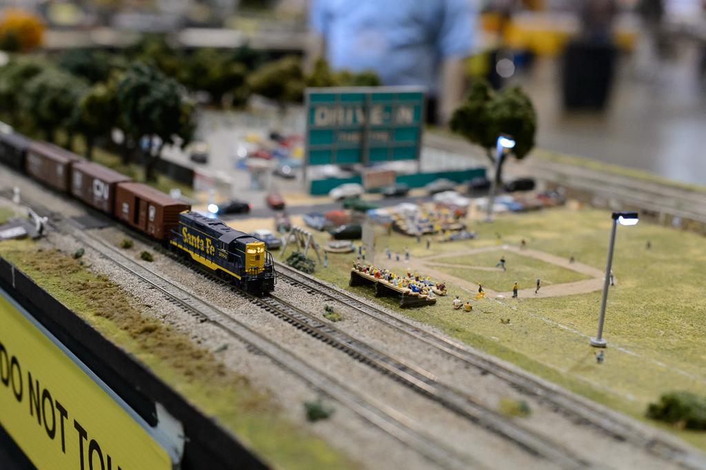 52nd Atlanta Model Train Show