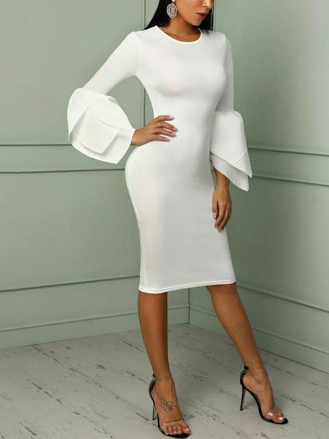 Cómo Elegir Bonitos Y Elegantes Vestidos Blancos El Cómo